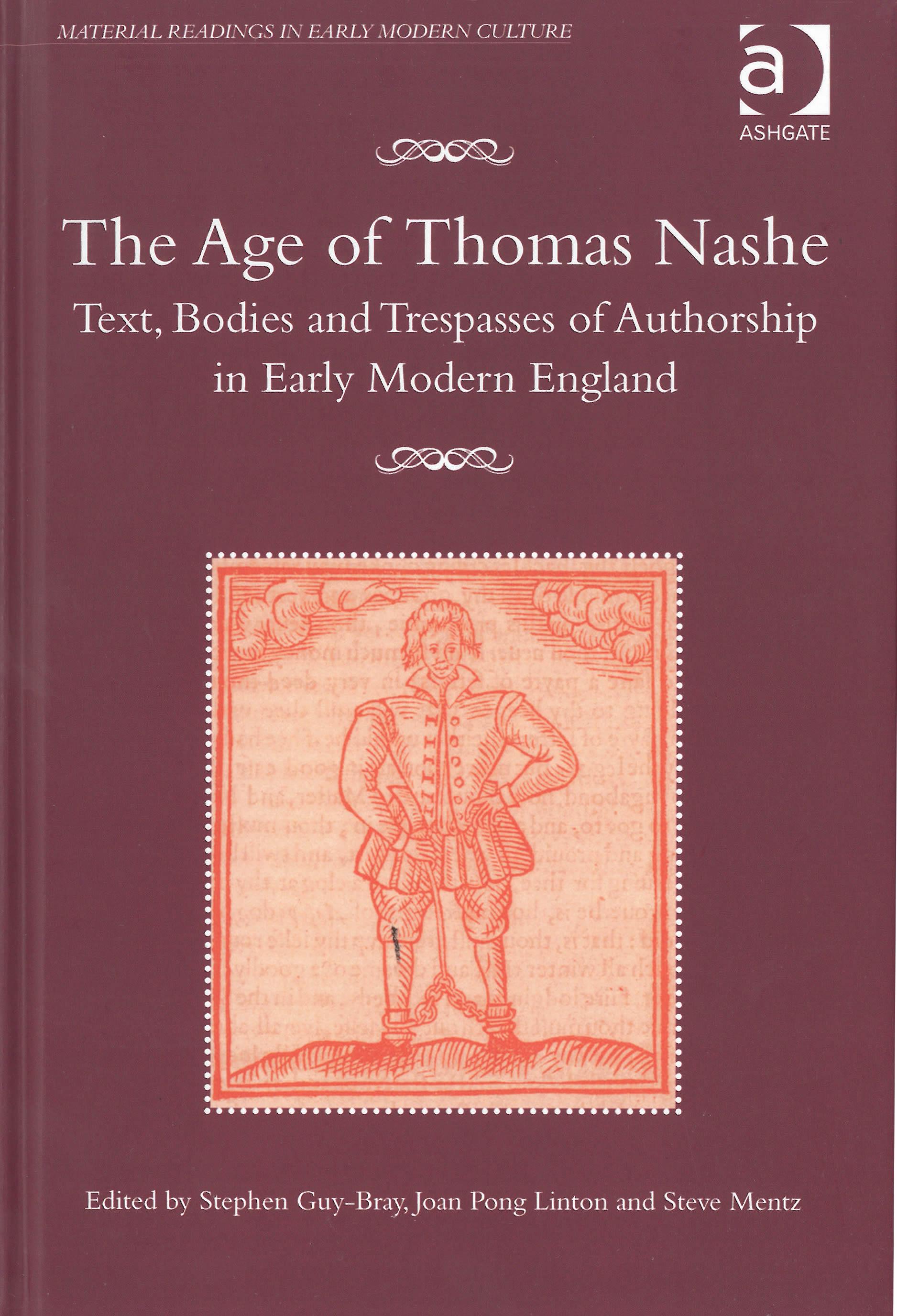 The Age of Thomas Nashe